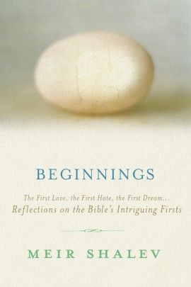 Meir Shalev - Beginnings